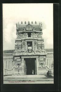 AK Colombo-Pettah, Hindoo Temple