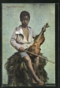 AK Bermuda, Native Fiddler