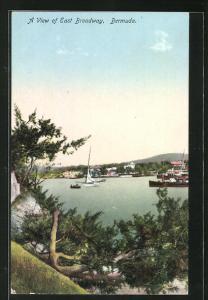 AK Bermuda, A View of East Broadway
