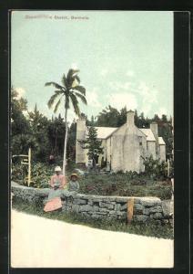 AK Bermuda, Ortspartie