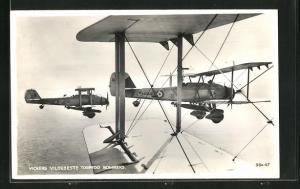 AK Vickers Vildebeste Torpedo Bombers