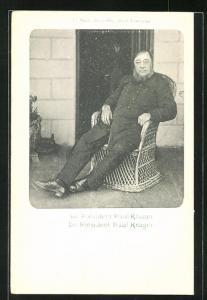 AK Präsident Paul Krüger, Burenkrieg