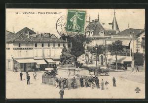 AK Cognac, Place Francois-Ier