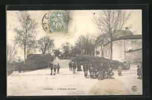 AK Cognac, L`Entree du Parc