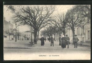 AK Cognac, La Corderie