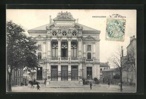 AK Angouleme, Le Theatre