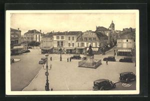 AK Cognac, Place Francois Ier