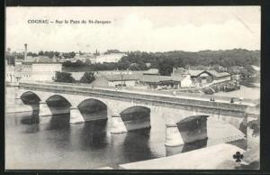 AK Cognac, Sur le Pont de St-Jacques