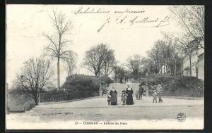 AK Cognac, Entree du Parc