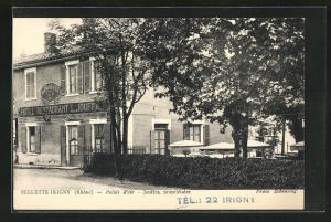AK Sallette-Irigny, Palais d`ete