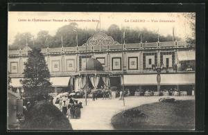 AK Charbonnieres-les-Bains, Le Casino, Vue Generale