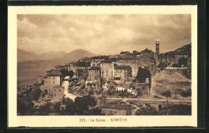 AK Sartene, Panorama