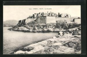 AK Calvi, La Citadelle