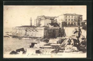 AK Ajaccio, La Citadelle
