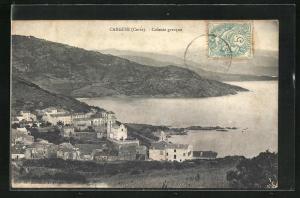 AK Cargese, Colonie grecque