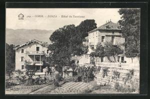 AK Zonza, Hotel du Tourisme