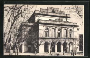 AK Bastia, Le Theatre Municipal
