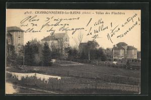 AK Charbonnieres-les-Bains, Villas des Flacheres