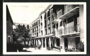 AK Lourdes, Hotel d`Anvers