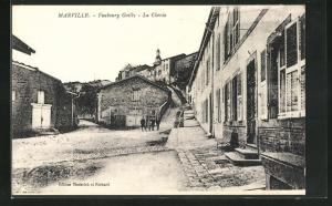 AK Marville, Faubourg Goilly, La Chevee