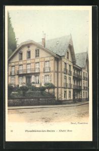 AK Plombieres-les-Bains, Chalet Rose