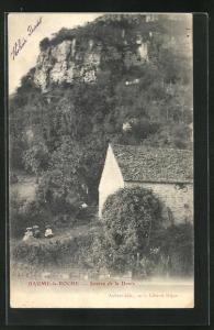 AK Baume-la-Roche, Source de la Douix