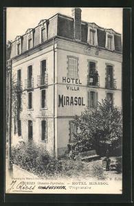AK Lourdes, Hotel Mirasol