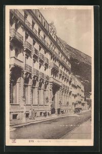 AK Cauterets, L`Hotel Continental