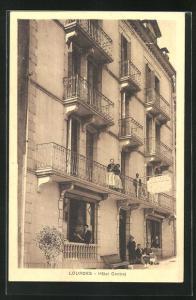 AK Lourdes, Hotel Central