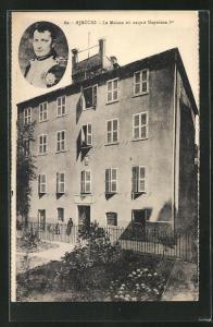 AK Ajaccio, La Maison oú naquit Napoleon I.