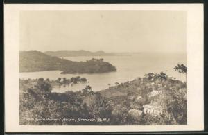 AK Grenada, View from Government House