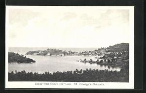 AK St. George`s, Inner and Outer Harbour