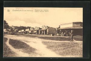 AK Elisabethville, Magasins pour indigenes
