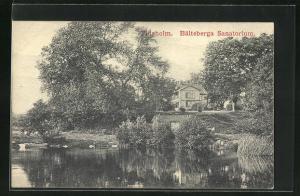 AK Tidaholm, Bälteberga Sanatorium