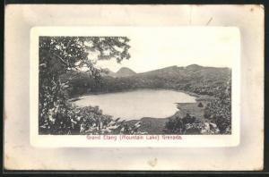 AK Grand Etang, Mountain Lake