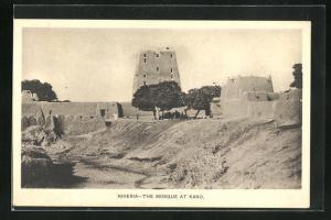 AK Kano, The mosque