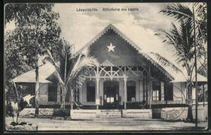 AK Leopoldville, Refectoire des agents