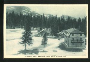 AK Hohe Tatra, Kesmarker Tränke