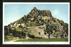 AK Kyrenia Cypus, Saint Hilarion Castle