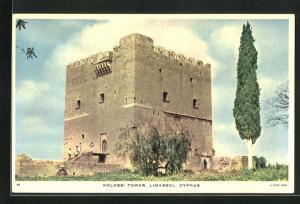 AK Limassol Cypus, Kolossi Tower