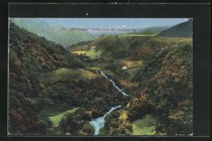 AK Northern Ry., Reventazon Valley
