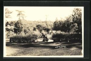AK Baguio, Italian Garden, Camp John Hay