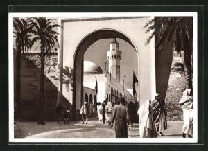 AK Tripoli, Ingresso Suk El Muscir