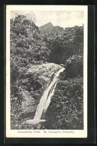 AK St. George`s, Annandale Falls