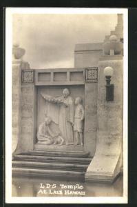AK Laie, HI, L.D.S. Temple