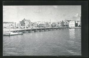 AK Curacao, Pontoon Bridge Emma Willemstad