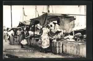 AK Curacao, Floating Market