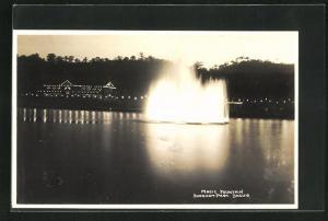 AK Baguio, Magic Fountain, Burnham Park