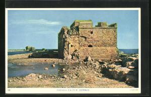 AK Zypern, Paphos Castle