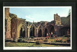 AK Zypern, Bellapais Abbey